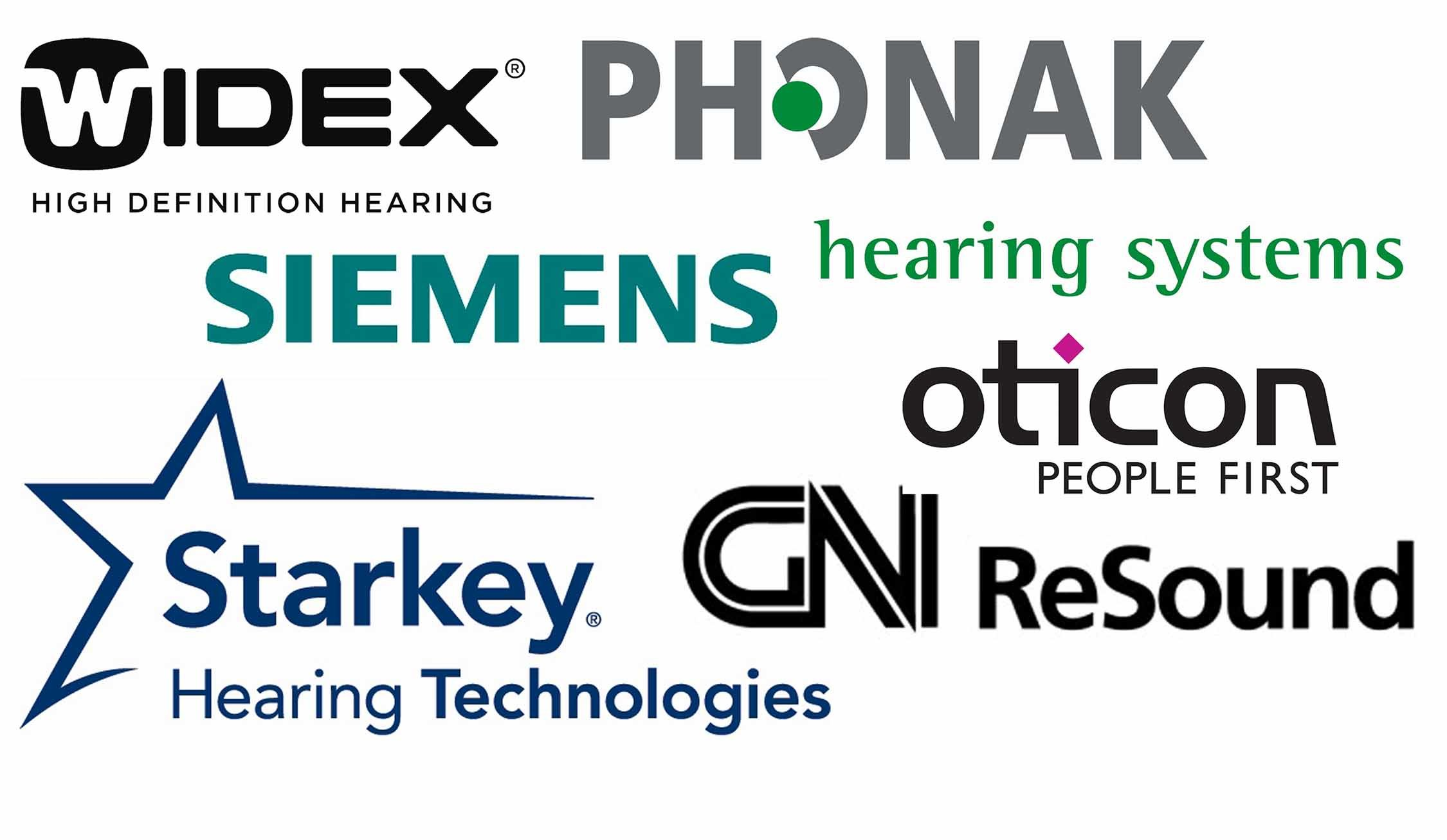 Hearing Aid Manufacturers